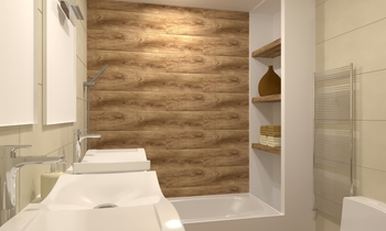 LAPONIA DOCK Classic Bathroom BdB MIGUEL SALINERO S.L.