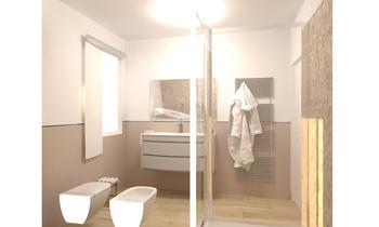 Bagno grande Classic Bathroom Fabio Agostini