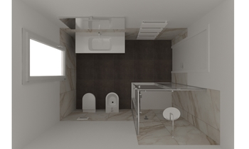 Wall Hung Toilet Collection Gina By Bravat Tilelook