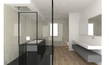 bagno P1 Michela Classic Bathroom INEDITO showroom