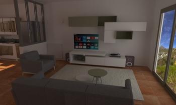 Amiot-Chauveau Classic Living room NATUZZI NANTES