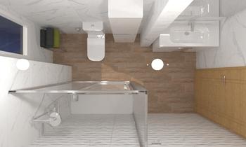 CASTRILLON PICO (BAÑO) Classic Bathroom BEATRIZ LOURIDO GONZALEZ
