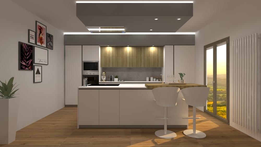 08 Modern Kitchen LAKD Lattanzi Kitchen Design
