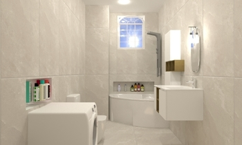 عيسى Classic Bathroom Ahmed homestyle