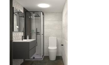 - Serie INDUSTRIAL Classic Bathroom SALONI Cerámica Tienda Zaragoza
