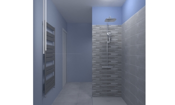 SALLE DE BAIN OBI PAV CO Classic Bathroom Nathalie  Faivre