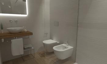 BAGNO STANZA SOLE Classic Bathroom Ceramiche Masala sas