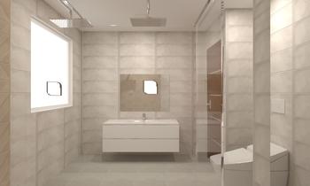 baño 24/02 Classique Salle de bain BdB  MATERIALES DE CONSTRUCCION LEAL