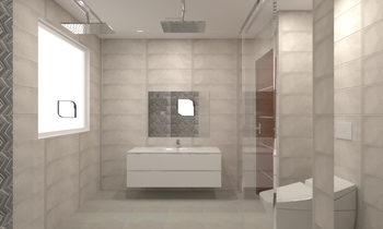 baño Ibero decor Classique Salle de bain BdB  MATERIALES DE CONSTRUCCION LEAL