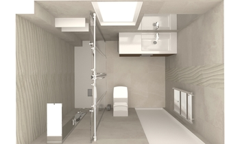 Reforma baño Classic Bathroom SARA GARCES GAVASA