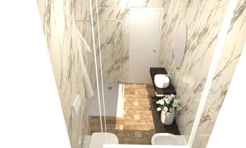 Bottelli Classic Bathroom Martina Giovanniello GM Ceramiche