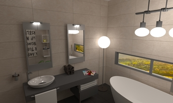 Project 1 Classic Bathroom BdB MIGUEL SALINERO S.L.