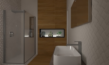 BAGNO GRANDE Classic Bathroom Ahmed homestyle