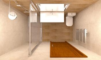 ERNESTO BAÑOS Classic Bathroom Paula Alvarez