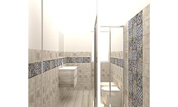 cervelli Classic Bathroom Klip Ceramiche