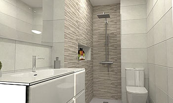 - Serie GARD Classic Bathroom SALONI Cerámica Tienda Zaragoza