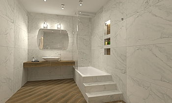 Premios2020-BdB Tosanto Contemporary Bathroom BdB TOSANTO