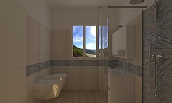 CARSANIGA Klasický Koupelna EDIL-ROBY di Mauro Zanotti