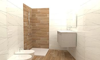 BAGNO OSPITI Classic Bathroom pipa srl