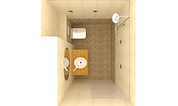 azahara f Classic Bathroom Keraton Ob