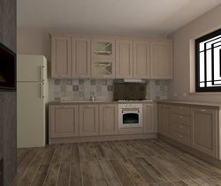 project 13 Traditional Kitchen Amedeo Abbondanza