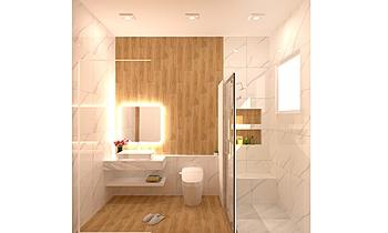 On Bathroom Classic Bathroom Mr.Aumnuaichai Kanchanawatasilp