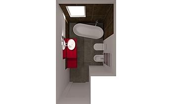 LOIERO Klasický Koupelna HABIMAT Focardi e cerbai