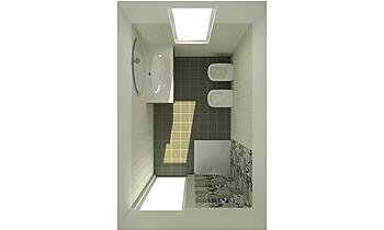 MACCHI 1 Klasický Koupelna sonia canazza