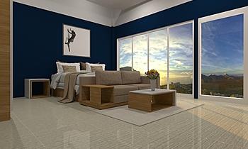bedroom 1 Modern Bedroom Tikampon  Rattanachanchai