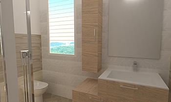 incandela bp Modern Bathroom salvino imburgia