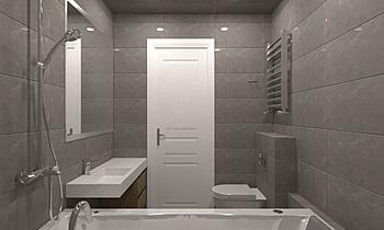 Санузел 1 Classic Bathroom Emilio López