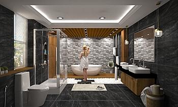 wc Modern Bathroom Boonthavorn Boonthavorn