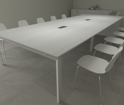 Meeting Table _ TRIS Contemporary Studio Meco Office