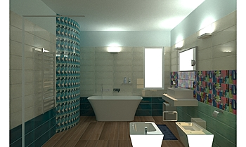 SHADES Classic Bathroom ANGELO DI MAIO