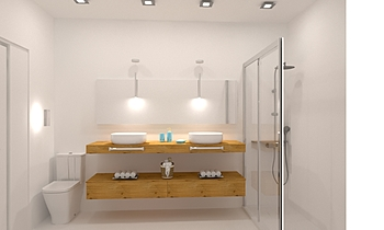 JOSE ANGEL - TORREJON Classic Bathroom aurora cebrian bernabe