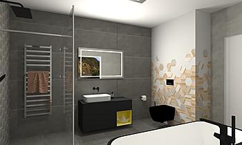 Próba 1 Classic Bathroom Dávid Mácsár