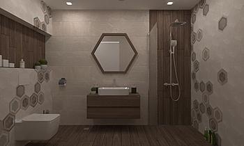 Кристиан Киров баня 2 Classic Bathroom Vesela Neshkova
