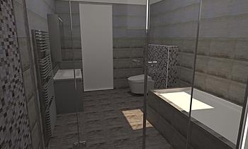koupelna Segovia Classic Bathroom Jana Silbernaglová