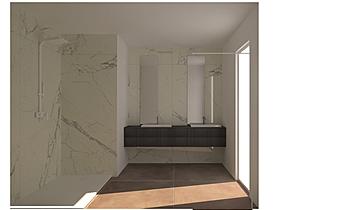 delfitto 3 Klasický Koupelna sonia canazza