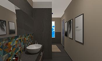 ANTONELLO CASTO Classic Bathroom Giuseppe Politi