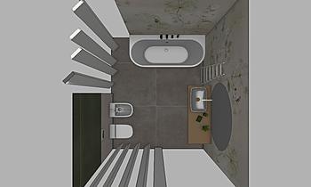 NEW SHOW ROOM Classique Salle de bain CIS srl