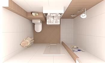 Hasun Groovy Classic Bathroom Keraton GD2