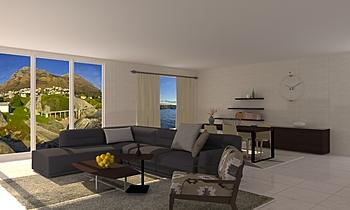 誉峰豆豆姐 Classic Living room Marie hernandez
