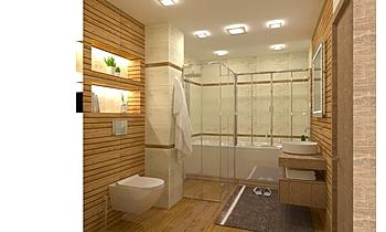 Здравка Георгиева Classic Bathroom Vesela Neshkova
