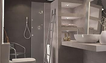 Bathroom 04 - Tilelook Klasický Koupelna Libor Štolc