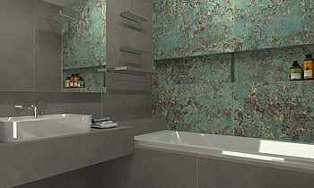 Guest Bathroom Clasico Baño Ferreira's Architectural Surfaces
