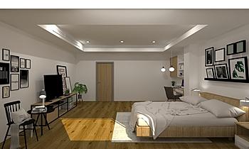 นอน1 Modern Bedroom Boonthavorn Boonthavorn
