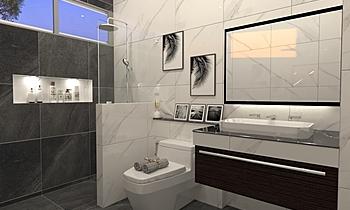 Panadon2 Classic Bathroom Tulakon Arrom