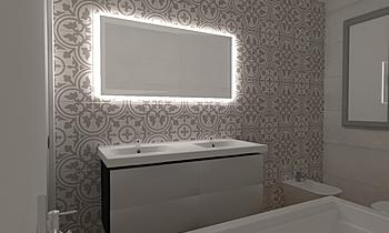 BAÑO GENERAL Classic Bathroom Ramón Rodríguez