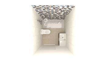 baño Klasický Koupelna Emma Fernandez